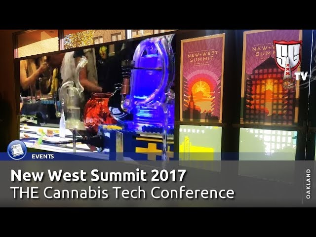 New West Summit 2017, the Cannabis Tech Conference teaser reel – Smokers Guide TV California