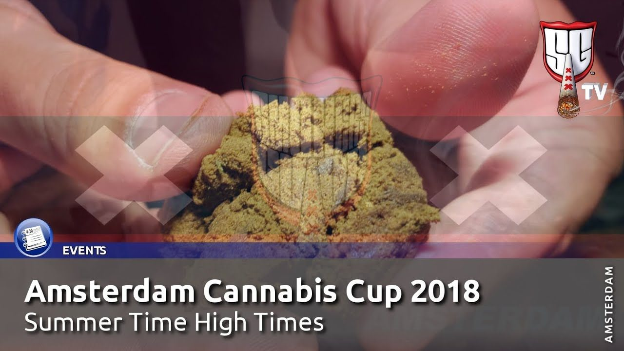 Amsterdam Cannabis Cup July 2018 Highlights – Summertime High Times! – Smokers Guide TV Amsterdam